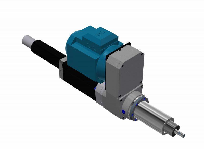 Foratrici elettro-pneumatiche