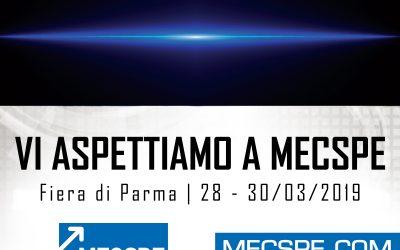 EUROMA GROUP PRESENTE AL MECSPE DI PARMA 2019