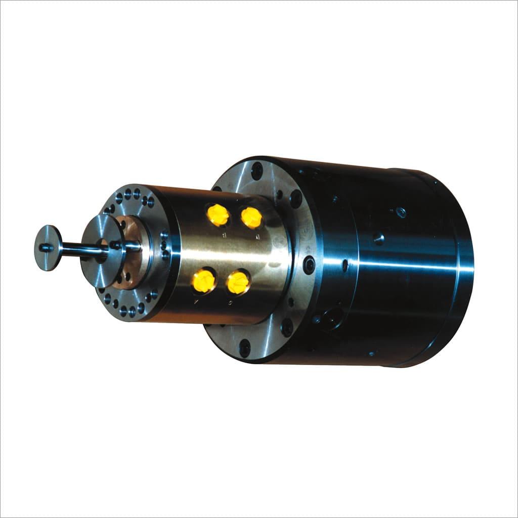 Cilindro idraulico a 2 pistoni indipendenti