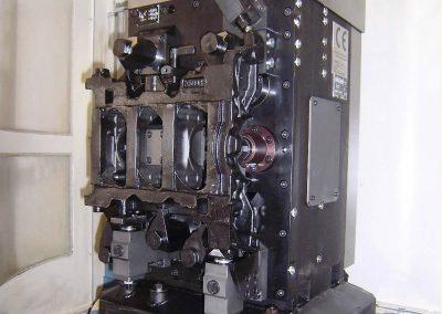 Sottobasamento motore V6