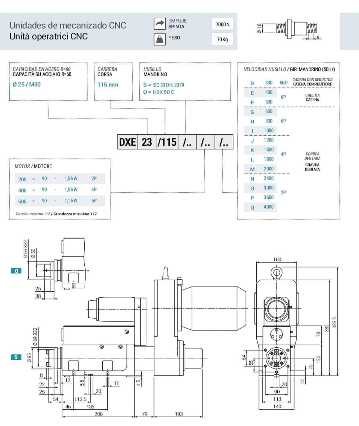 DXE23-Foratrici-elettro-pneumatiche-